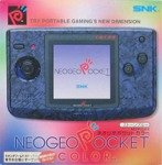 Neo Geo Pocket - Neo Geo Pocket Colour Marble Console Boxed