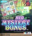 Neo Geo Pocket - Neo Mystery Bonus