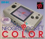 Neo Geo Pocket - Neo Geo Pocket Colour Solid Silver Boxed