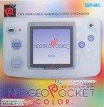 Neo Geo Pocket - Neo Geo Pocket Colour White Console Boxed
