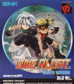 Neo Geo Pocket - Dive Alert - Matts Version
