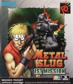 Neo Geo Pocket - Metal Slug First Mission