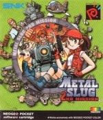 Neo Geo Pocket - Metal Slug Second Mission