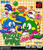Neo Geo Pocket - Puzzle Bobble Mini