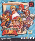 Neo Geo Pocket - SNK vs Capcom Card Fighters Clash SNK