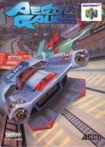 Nintendo 64 - Aero Gauge