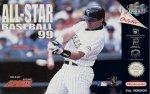 Nintendo 64 - All-Star Baseball 99