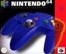 Nintendo 64 - Nintendo 64 Controller Blue Boxed