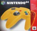 Nintendo 64 - Nintendo 64 Controller Yellow Boxed