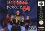 Nintendo 64 - Fighting Force 64
