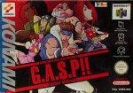 Nintendo 64 - GASP Fighters NEXTream