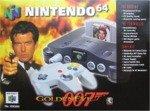 Nintendo 64 - Nintendo 64 Goldeneye Console Boxed