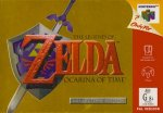 Nintendo 64 - Legend of Zelda - Ocarina of Time - Collectors Edition