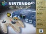 Nintendo 64 - Nintendo 64 Limited Edition Gold Controller Console Boxed