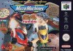 Nintendo 64 - Micro Machines 64 Turbo