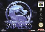 Nintendo 64 - Mortal Kombat Mythologies - Sub-Zero
