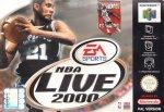 Nintendo 64 - NBA Live 2000