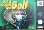 Nintendo 64 - PGA European Tour Golf