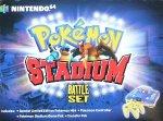 Nintendo 64 - Nintendo 64 Pokemon Stadium Console Boxed