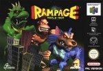 Nintendo 64 - Rampage World Tour