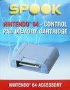 Nintendo 64 - Nintendo 64 Spook Memory Pack Boxed
