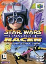 Nintendo 64 - Star Wars - Episode One - Racer