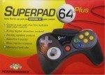 Nintendo 64 - Nintendo 64 Superpad 64 Plus Boxed