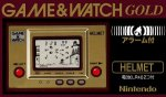 Nintendo Game and Watch - Helmet CN-07 Boxed