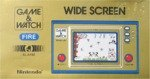 Nintendo Game and Watch - Fire FR27 Boxed