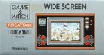 Nintendo Game and Watch - Fire Attack ID29 Boxed