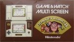 Nintendo Game and Watch - Donkey Kong 2 JR55 Boxed