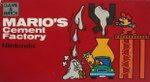 Nintendo Game and Watch - Marios Cement Factory ML102 Boxed