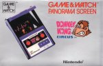 Nintendo Game and Watch - Donkey Kong Circus MK56 Boxed