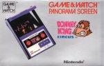 Nintendo Game and Watch - Donkey Kong Circus MK56 Boxed