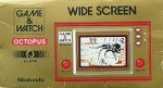 Nintendo Game and Watch - Octopus OC22 Boxed