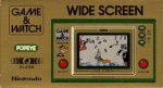 Nintendo Game and Watch - Popeye PP23 Boxed