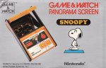 Nintendo Game and Watch - Snoopy SM91 Boxed