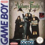 Nintendo Gameboy - Addams Family