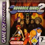 Nintendo Gameboy Advance - Advance Wars 2