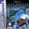 Nintendo Gameboy Advance - Atlantis the Lost Empire