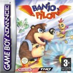 Nintendo Gameboy Advance - Banjo Pilot