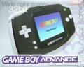Nintendo Gameboy Advance - Nintendo Gameboy Advance Black Console Boxed