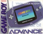 Nintendo Gameboy Advance - Nintendo Gameboy Advance Indigo Console Boxed