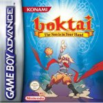 Nintendo Gameboy Advance - Boktai - The Sun is in your Hands