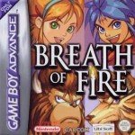 Nintendo Gameboy Advance - Breath of Fire