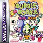Nintendo Gameboy Advance - Bubble Bobble Old and New