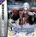 Nintendo Gameboy Advance - Castlevania - Harmony of Dissonance