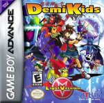 Nintendo Gameboy Advance - Demikids - Dark Version