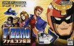 Nintendo Gameboy Advance - F-Zero - Falcon Densetsu