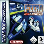 Nintendo Gameboy Advance - F-Zero GP Legend